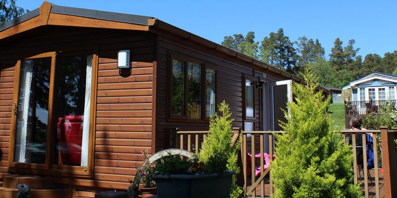 Used lodges for sale
